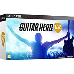 Guitar Hero Live With Guitar Controller (Ps3) By Activision