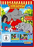 Als Babysitter/ Benjamin verliebt sich [2 DVDs] - Benjamin Blümchen