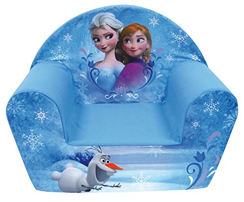 Cjep 712324 Eiskönigin Kinder-Polstersessel Lizenz Frozen