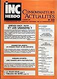 Telecharger Livres INC HEBDO CONSOMMATEURS ACTUALITES N 533 du 09 01 1987 GREVES SNCF ET RATP POUSSETTES JOUETS CHEQUES PAYANTS LOI LOGEMENT CHARGES LOCATIVES CREDIT MEDECINS PUB TELE HORMONES MAGASINS DU DIMANCHE NUCLEAIRE CREDIT AUTO YAOURT SECHE LINGE MANIFESTATION (PDF,EPUB,MOBI) gratuits en Francaise