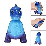 skgardeniamy Simulation Galaxy Dinosaurier Super langsam Steigende Stressabbau Squeeze Kinder Spielzeug Handy Anhänger Strap Geschenk