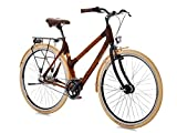 Bicicleta bambú–Saint Kilda–beboo Bike–Único y ética