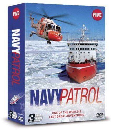 Navy Patrol [DVD] [UK Import]