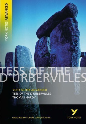 Tess of the D'Urbervilles (York Notes Advanced) by Hardy, Thomas 2nd (second) Edition (2005)