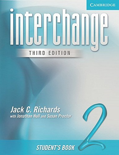 Interchange Student's Book 2 by Jack C. Richards (2004-10-30)