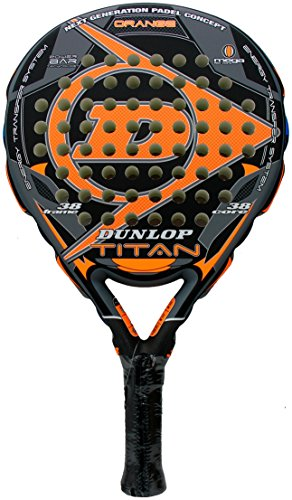 Dunlop Titan Raquette de Padel