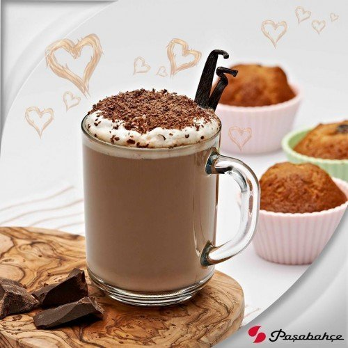 Pasabahce Pub Coffee Glass Mug ,250 ml, Set of 2