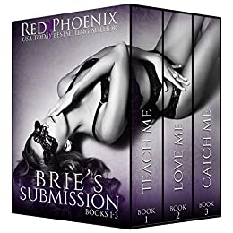 Brie's Submission (1-3) (Brie's Submission Boxed Set) by [Phoenix, Red]
