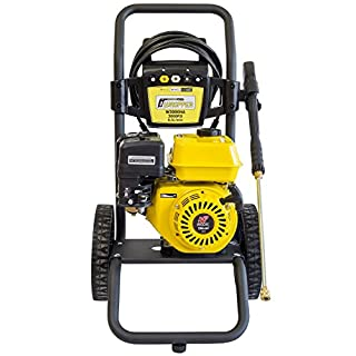 ✦ Petrol Pressure Washer 3000 PSI ✦ 196cc Petrol Engine Powered High Pressure Portable Jet Sprayer W3000HA ✦ Premium Power & Build Quality Car & Patio Cleaner