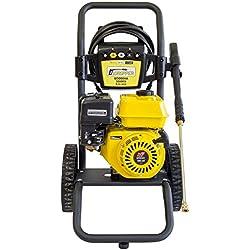 ✦ Nettoyeur haute pression à essence ✦ 3000 PSI ✦ 196cc Machine portative à haute pression de laveuse à jet d'eau W3000HA ✦ Premium Fabriqué et conçu pour des voiture de qualité
