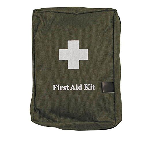 Tactical First Aid Kit grande Survival Bundeswehr US Army molle Kit de premiers secours pack Pansements utilisation Sanitäter paquets de Médecin d'urgence Accident # 17288
