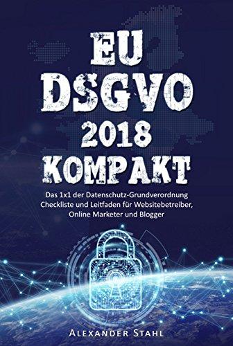 Cookie Monster Thema - EU DSGVO 2018 KOMPAKT - Das