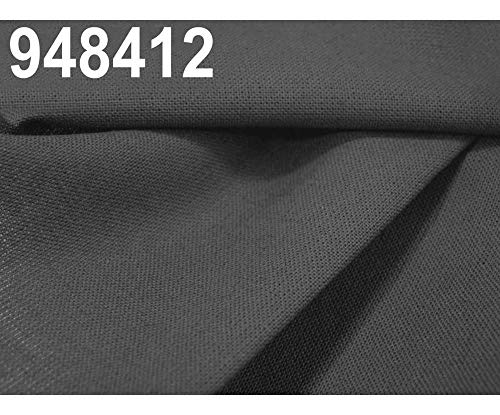 1pc 948412 Oscuro Gaviota Gris Hierro Parches 17x45