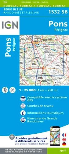 1532SB PONS PERIGNAC par COLLECTIF