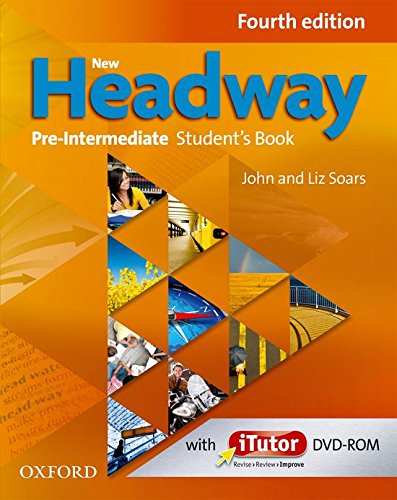 New Headway 4th Edition Pre-Intermediate. Student's Book and iTutor Pack (New Headway Fourth Edition) por John Soars