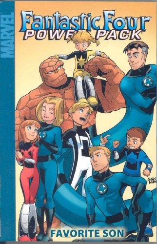 Fantastic Four Power Pack. Favorite son