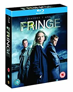 Fringe Season 1 and 2 [Blu-ray] [Region Free]