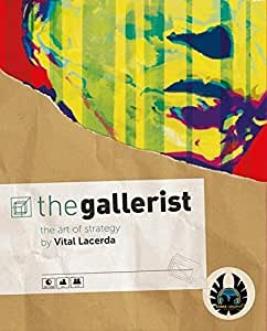 The Gallerist by Eagle-Gryphon Games