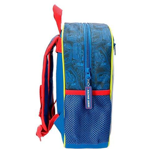 Imagen de disney 4062161 racing series  infantil, 28 cm, 6.44 litros, azul alternativa