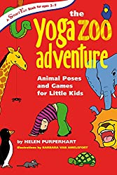 The Yoga Zoo Adventure: Animal Poses and Games for Little Kids (Hunter House Smartfun Book)