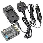DSTE Rechargeable Li-ion Battery + Ch...