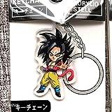 Dragon Ball Z Anime Cartoon Super Saiyan Goku Llaveros Figuras De...