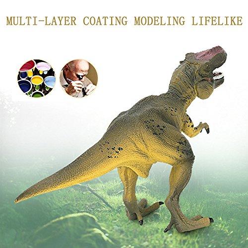 Educational Simulated Tyrannosaurus Rex Model Cartoon Toy Best For Kids