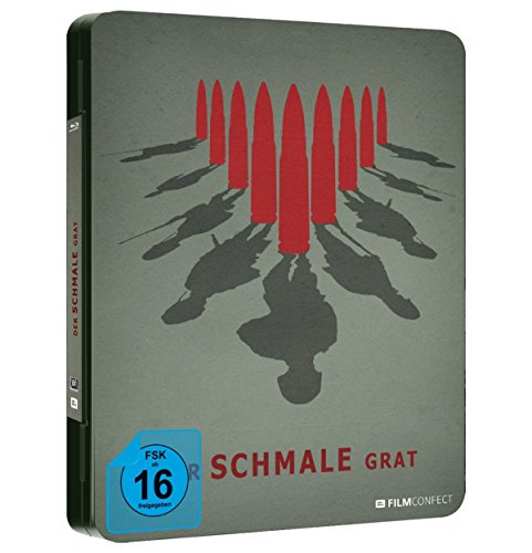 Der schmale Grat  (Steel Edition) [Blu-ray] [Limited Edition]
