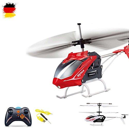 Hsp himoto - mini elicottero rc telecomandato 3,5 canali rielaborato, nuovo design, tecnologia a giroscopio