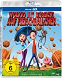 Wolkig mit Aussicht auf Fleischbällchen (3D Version) [3D Blu-ray]