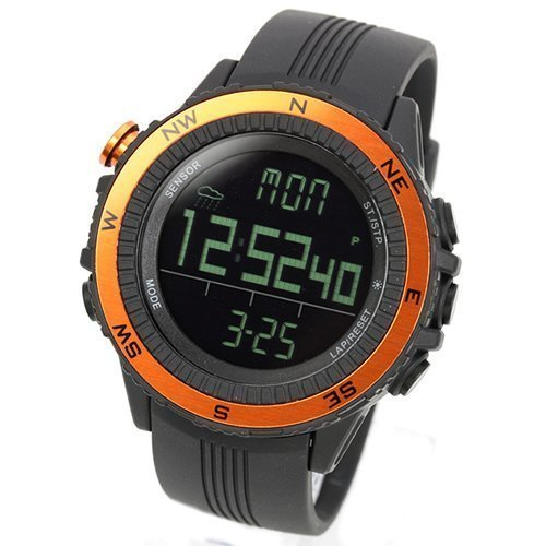 LAD-WEATHER-Sensor-Master-Digital-Compass-Altimeter-Barometer-Chronograph-Alarm-Weather-Forecast-Stop-Watch-Sports-Watches-Back-Light