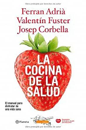 La Cocina De La Salud Spanish Edition Ebook Fuster Valentín Amazon Fr