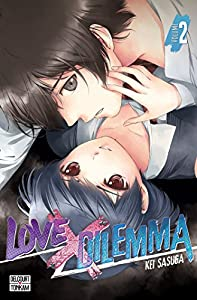Love X Dilemma Edition simple Tome 2