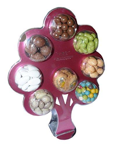 CHOCOLAT DE NOEL - COFFRET ARBRE SPECIALITES DE CHOCOLAT DE NOEL - CHOCOLAT ARTISANAL - CHOCOLAT DE NOEL - COFFRET CADEAU CHOCOLAT DE NOEL - COFFRET GOURMAND - BOITE DE CHOCOLAT - 310G