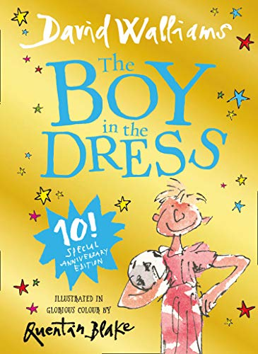 The Boy in the Dress por David Walliams