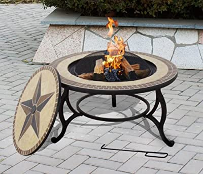 Table & Firepit - Large Fire Bowl OGD027