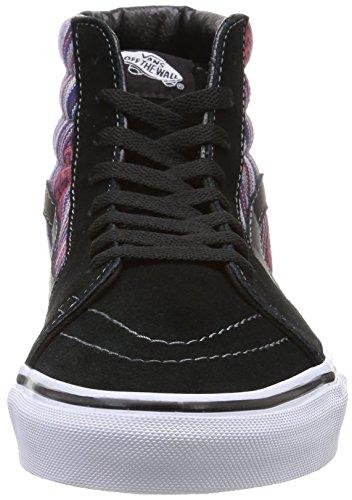 Vans U Sk8-hi Guate Weave, Unisex-Erwachsene Sneakers Mehrfarbig (guate Weave/black/multi)