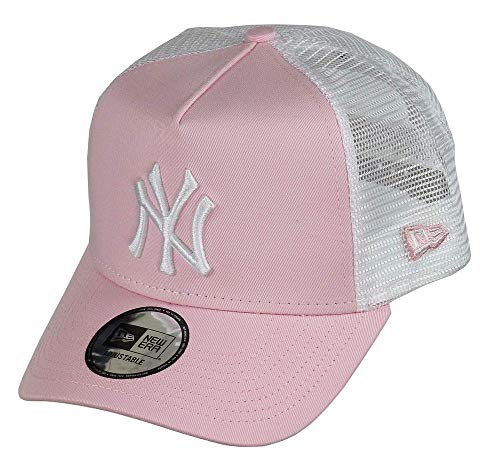 Imagen de a new era era league essential trucker 2 neyyan , mujer, pink, talla única