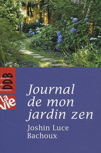 Journal de mon jardin zen