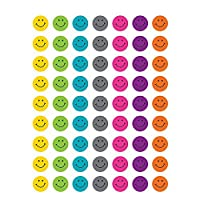 BRIGHT HAPPY FACES MINI STICKERS