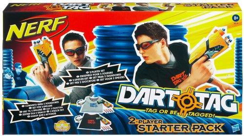 Hasbro Nerf - Dart Tag Starter Set 2 Jugadores 38118148