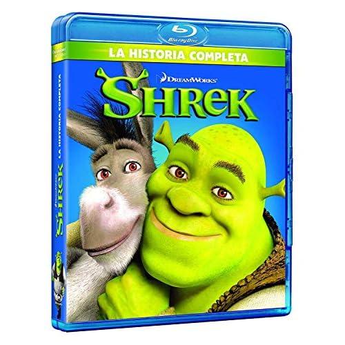 Shrek - Temporadas 1-4 [Blu-ray] 3