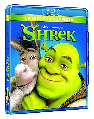 Shrek: La Historia Comple