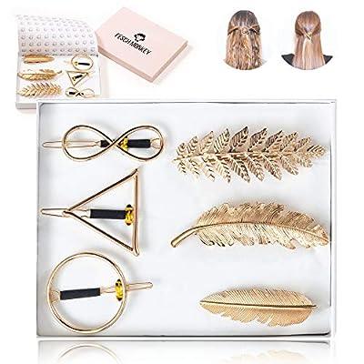Fesch Monkey® Beliebte Haarspangen