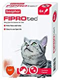 Beaphar Fiprotec Spot On Cat, 6 Pipettes