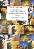 Einführung in die altägyptische Literaturgeschichte II: Neues Reich (Einführungen und Quellentexte zur Ägyptologie)
