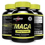 Best Fertility Pills For Men - Pure Maca Root Extract, Promotes Reproductive Health Review