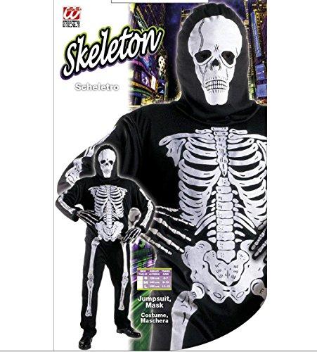 Imagen de widman  disfraz de esqueleto de halloween para niño, talla 158 38118  alternativa