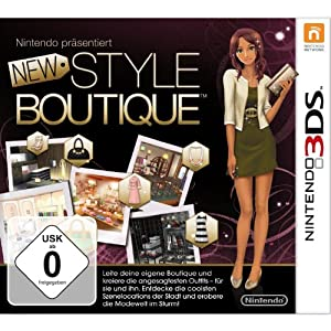 New Style Boutique – [Nintendo 3DS]