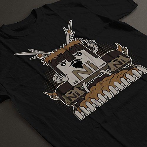 We Want Chemistry Ni Monty Python Holy Grail Women's T-Shirt Black